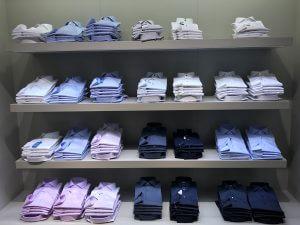 Overhemden bij VIAVIA in Wijchen