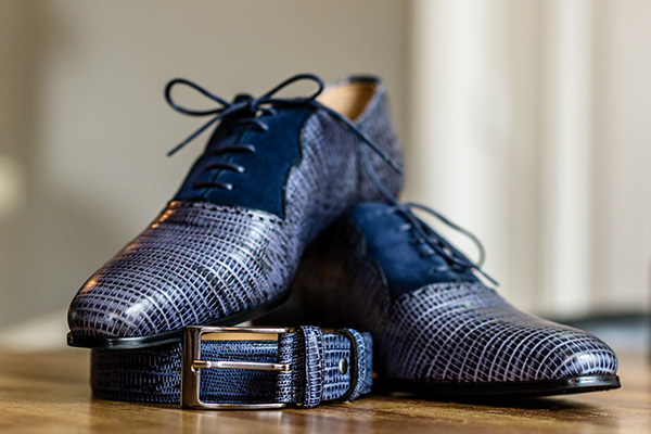 schoenen van Pauli-Bellini